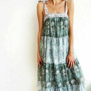 TIGERLILY Margaux Cotton Maxi Dress RR…
